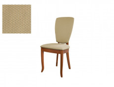 Vintage inspired French style Dining Chair Classic carved Solid Wood Cherry - Orland (1010 colour)