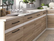 Kitchen Worktop 800 mm 80cm Incanto Beige laminate finish - Junona (K24-D2D/80/82-INC-2-BLA01)