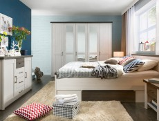 Super King Size Bedroom Furniture Set - Luca (LUCA-S/180)