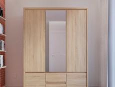 Kaspian - Three Door Wardrobe (SZF5D2S)