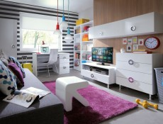 Children's Room Furniture Set - Ringo