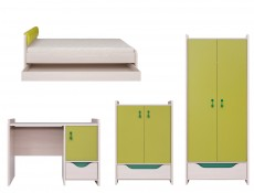 Hihot - Children's Study Furniture Set 3