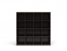Living Room Furniture Set in White, Wenge or Oak finish - Nepo