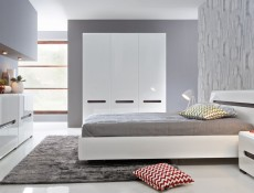 Azteca - King Size Bed (LOZ/160)