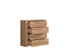 Chest of Drawers - Raflo (KOM4S/10/10)