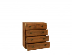 Children`s Room Bedroom Furniture Set in Oak or White Pine finish - Indiana