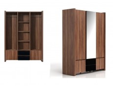 Venom - King Size Bedroom Furniture Set