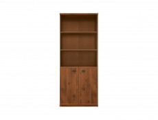 Bookcase Shelf Cabinet - Indiana (S31-JREG2do-DSU-KPL01)