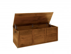 Trunk Storage Toy Chest Oak or Pine finish - Indiana