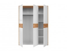 Bari - Three Door Wardrobe (SZF3D)