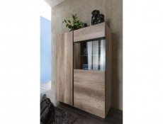 Glass Display Cabinet - Anticca (REG1W1D/100)