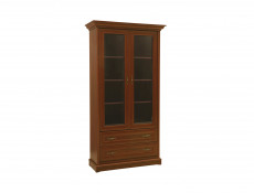Glass Display Cabinet - Kent