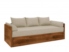 Indiana - Sofa Bed converts into King Size Bed (JLOZ80/160)