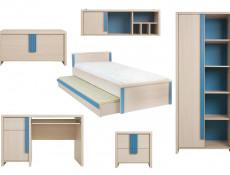 Children`s Bedroom Furniture Set 2 - Caps
