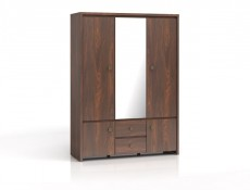Kaspian II - Three Door Wardrobe (SZF5D2S)