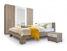 Martina - King Size Bedroom Furniture Set