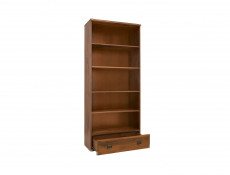 Bookcase Shelf Cabinet With Drawer - Indiana (S31-JREG1so/80-DSU-KPL01)