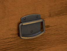 Bedside Cabinet Table - Indiana (JKOM1S)