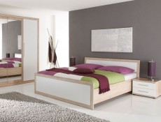 Belinda - King Size Bed (LOZ/160)