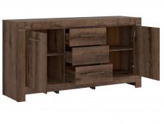 Sideboard Dresser Cabinet Modern Oak - Balin