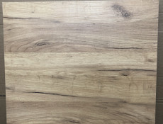 Kitchen Worktop 1000 mm 100cm Golden Oak laminate finish - Junona