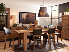 Modern Oak finish Tall Glass Display Cabinet Showcase Storage Unit with LED Lights - Gent (S228-REG1W2S/20/7-DAST-KPL01)