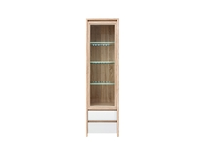 Kaspian - Glass-Fronted Display Cabinet (REG1W2S)