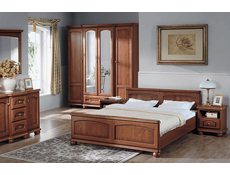 King Size Bed - Bawaria (DLOZ 160)