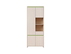 Numlock - Cabinet Shelving Display Unit (REG4D1S)