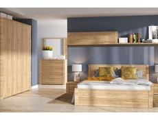 King Size Bedroom Furniture Set - Raflo