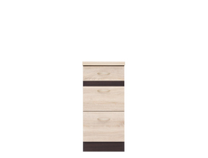 Junona Line - Drawer Pack Lower Cupboard 40cm
