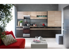 Modern Free Standing Kitchen Cabinet Cupboard Wall Unit 40cm - Junona (K22-G1D/40/57_LP-WE/DSO-KPL01)