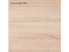 Kitchen Set 7 Units Cabinets in Sonoma Oak / Wenge - Junona