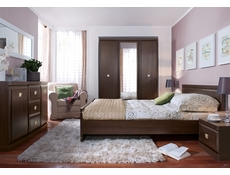 King Size Bedroom Furniture Set - Oregon