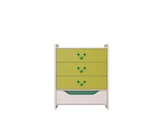 Hihot - Chest of Drawers (KOM4S)