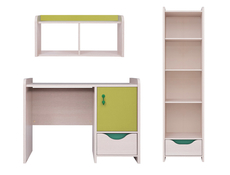 Hihot - Children's Study Furniture Set 2