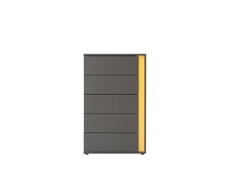 Graphic - Chest of Drawers Left (KOM5SL)