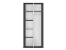 Graphic - Two Door Wardrobe (SZF2D)