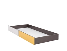 Underbed Storage Drawer for Single Bed Modern Kids Bedroom - Graphic