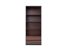 July - Bookcase Shelf Cabinet With Drawers (REG2S)