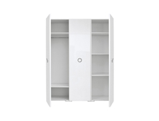 Additional Shelves for Triple Wardrobe - Roksana (SZF3D/22/18 OPTION SHELVES)