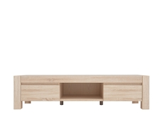 Modern Living Room Furniture Set in Oak finish - Agustyn