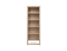 Bookcase Shelf Cabinet With Drawer - Bigi