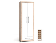 Bigi -Two Door Wardrobe