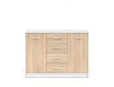 Single Bedroom Furniture Set - Nepo