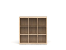 Bookcase Shelf Cabinet - Nepo