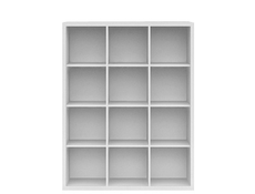 Bookcase Shelf Cabinet - Nepo (REG/15/12)