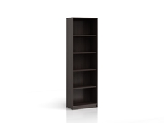 Bookcase Shelf Cabinet Modern Living Room Shelving - Nepo