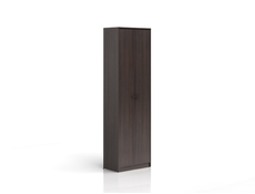 1 Door Tall Shelf Cabinet Storage Hallway Bedroom - Nepo