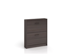Slim Shoe Cabinet Hallway Entrance Hall - Nepo (SFB2K)
